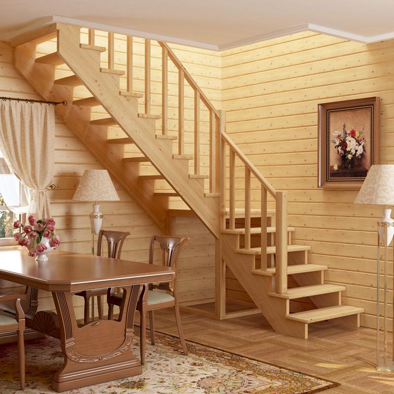 лестницы для частных домов на второй этаж картинки люди покупают